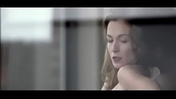 Skinny white lady fucked against glass window by BBC