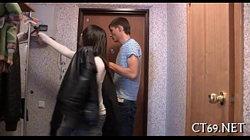 Teen wench - Teen wench gets drilled hard