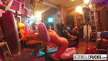 Jezebel pornstar wikipedia - Lesbian sex with jezebelle and leya