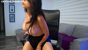 Big tits latina talking about sex for you