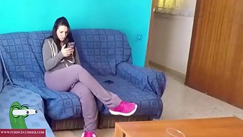 They play with the phone and they get horny. RAF111 pornhub video