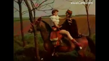 Toppers tree vintage - Vintage horse ride fuck