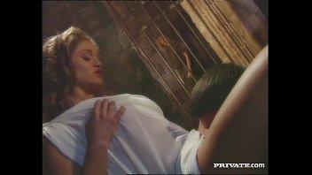 Movies pussy fucked Rita faltoyano, the busty empress fucks with a slave