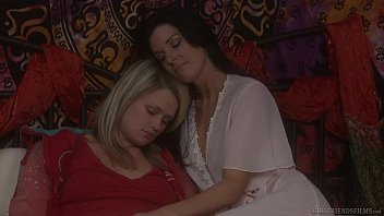 Heather farella naked - Heather starlet and india summer have a lesbian affair