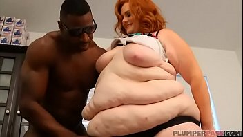 SSBBW Julie Ginger Loves Jax Slayhers Huge BBC