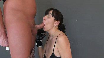 Big Tit CFNM Blowjob