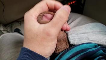 Foreskin Uncut Cock Masturbation2