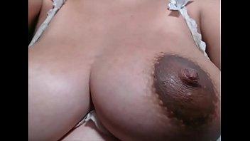 Pregnant Breasts Solo