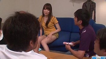 Amateur gangbang with toys for Moe Sakura - More at Javhd.net