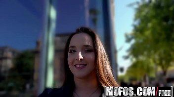 Mofos - Public Pick Ups - Amirah Adara Gets Face Fucked starring Amirah Adara