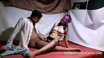 Young Newly Married Indian Bhabhi Exploring The Art Of Hardcore Sex With Her Husband