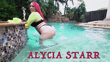 BANGBROS - Thicc PAWG Alycia Starr Compilation: Can You Handle All This Ass?