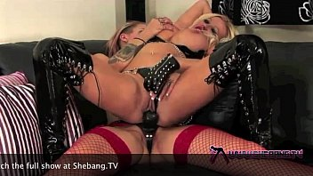 Michelle noonan nude on playboy tv Shebang.tv - michelle thorne angel long home hardcore show