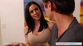 Brunette big tits gets fucked Hot kendra lust gets big tits fucked