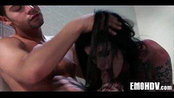 Emo slut with tattoos 0399