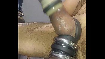 Lexan cock pump Bigflip - double pump morning