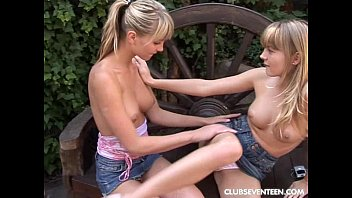 Masturbation clubs ca - Blonde teen lesbians toy twats outdoors