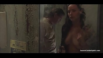 Scene style porn Amelia cooke topless showing boobs and sex scene from species