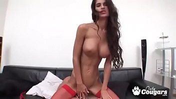 Nessa Devil Gets Nailed Wearing Stockings