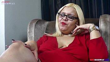 Jenna Foxxx takes Don Prince and Mr.Stixx on BBWHighway.com