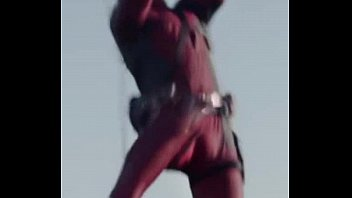 Deadpool bulge xxx