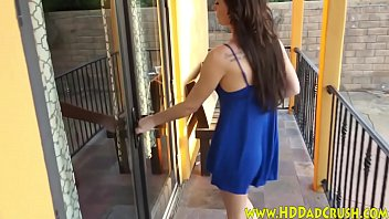 Teen stepdaughter gets fingered | Video Make Love