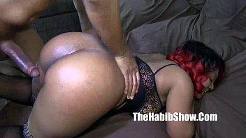 garys own jovan jordan fuxks sexy thickred phat booty