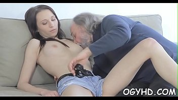 Young boy porn vids tube Horny old dude teases juvenile babe