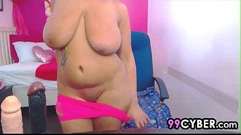 Chubby Ebony Webcam Girl