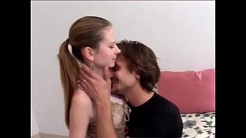 Italian couple with her ugly girl fucked hard