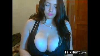 Thick Girl On A Live Cam Show