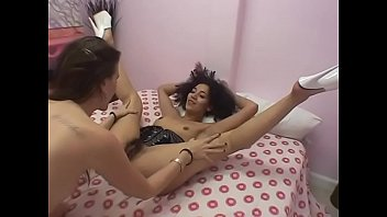 Randy decadent Sapphic girls Miss Lady and Trina know no limits for pleasing each other