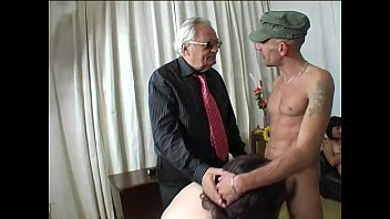 Milf's orgy filmed and directed by a perverse dirty old man!