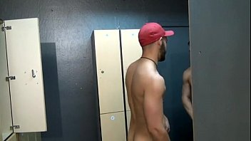 Gay locker room bareback