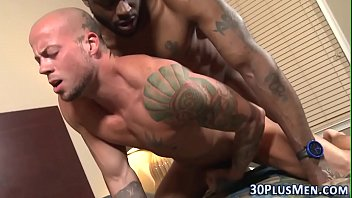 Anatomy apology gay greys washington - Hunk jizzed by black cock