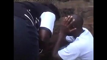 Kenyan Dick Gets Stuck in a Pussy