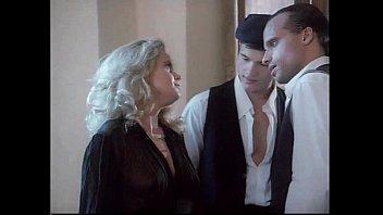 Last Sicilian (1995) Scene 6. Monica Orsini, Hakan, Valentino