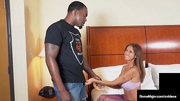 Hot Wife Rio Blaze Dark Dicked By Hotel Bell Hop Rome Major!