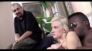 dad catches daughter with big black dick