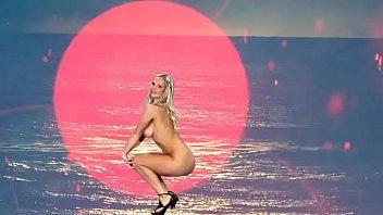 7937 Valentina - Nightie and Stilettos - DanceFull - erotic preview