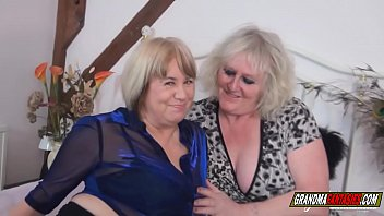 grannies best friends fuck together