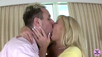 Mature Blonde With Huge Tits Fucked Hard thumbnail