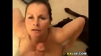 My Chubby GF Sucks My Cock