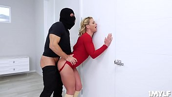 Mary jo cooke ass Phoenix marie squeezed down on the studs cock to get him at attention and threatened to rip his cock off