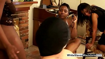 Slaves show love to their mistress