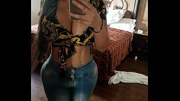 Chichona mexicana pidiendo a gritos verga