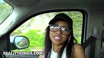 Black GFs - (Leah, Brad Knight) - Licking Leah - Reality Kings