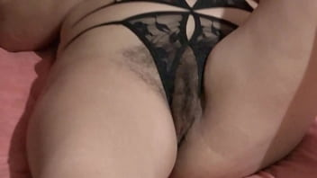 ARDIENTES 69 - EXHIBITING HER HAIRY PUSSY WELL OPEN MY BEAUTIFUL HOT WIFE - ARDIENTES69