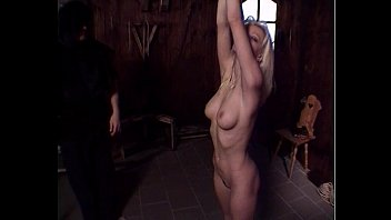 Bdsm she wipping bloody stripes story Blond slave undressed