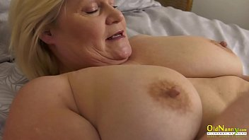 OldNannY British Busty Mature Lesbian Adventure